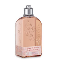 L'Occitane-Cherry Blossom Bath & Shower Gel 250ml (Last Chance)