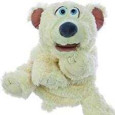 Living Puppets Handpuppe Eisbär  Neu
