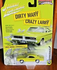 2017 JOHNNY LIGHTNING 1969 DODGE CHARGER R/T Muscle Cars USA ~~~SILVER SCREEN~~~