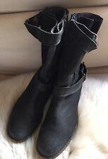 Otö ANKLE Boots Vintage Stiefelette Stiefel  Gr 40 Scarpe Gekauft Bei Liebeskind