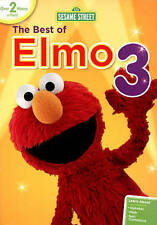 Sesame Street: The Best of Elmo 3, DVD, Caroll Spinney,David Rudman,Leslie Carra