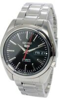 Seiko 5 Automatic SNKL45J1 Black Dial Stainless Steel Men's Watch