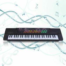 54 Key Music Electronic Piano Keyboard for Kids Adults Organ w/ Mic & Adapter