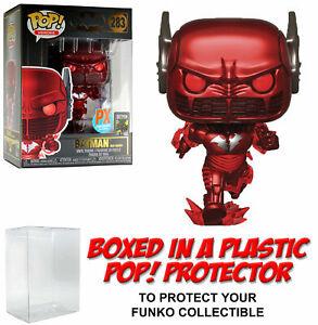 Red Death Batman PX Funko Pop Vinyl New in Mint Box + Protector