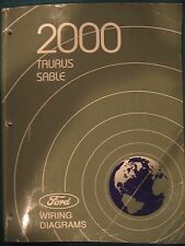 Ford 2000 Wiring Diagram for Taurus & Sable