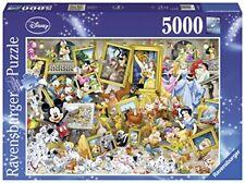 Ravensburger Puzzle - Mickey come artista Scoprite il piacere di vivere