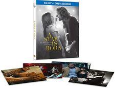 BR - A Star is Born - Blu-Ray + 4 Card da Collezione