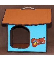 Cama para perro gatos mascotas Casa Portátil medidas de 53 X 47 X 44cm perros