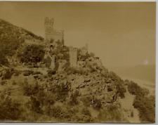ALLEMAGNE Anselm Schmitz Château Tirage albuminé  15x20  Circa 1894