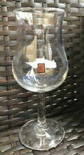 Norwegian Cruise Line Hurricane Glass Souvenir Stemmed Beer Wine Barware Goblet