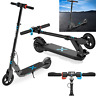 Electric Folding Scooter Built In Rechargeable Outdoor Pathwalk Portable Ride On