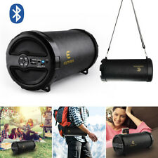 Bluetooth Speaker Bazooka Loud Hi-Fi Heavy Bass Portable Speakers with AUX/FM/TF