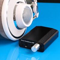 Douk Audio Portable Mini Headphone Amplifier Stereo HiFi amp USB Li-Ion Battery