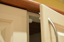 10 x Kitchen/Bathroom Cabinet Door Latch Catch DIY