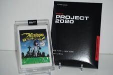 Topps Project 2020 Ichiro Suzuki By King Saladeen #77