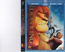 BLU-RAY CARDBOARD SLIP-COVERS CHOOSE FROM LOT OF DISNEY'S/Pixar & MORE