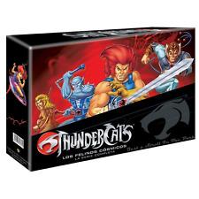 Thundercats (Los Felinos Cosmicos) La Serie Completa Spanish DVD Boxed Set NUEVO