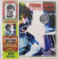 "FRANK ZAPPA ""BOGNOR REGIS / ROLLO"" 7' limited edition gold vinyl sealed"