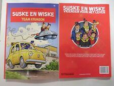 Suske en Wiske nr 352 EERSTE DRUK  Juni 2020