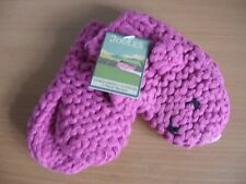 Joules Baby Pink Mittens Gloves Puppets BNWT   -  (G119)