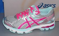 WOMENS ASICS GT - 1000 3 in colors LIGHTNING / HOT PINK / MINT SIZE 7