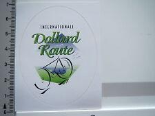 Aufkleber Sticker Dollard Route - Radtouren in Friesland - Bikes - Fahrrad (6360