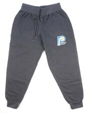 NEW HARDWOOD CLASSICS BOYS NBA INDIANA PACERS CHARCOAL JOGGER SWEAT PANTS sz M