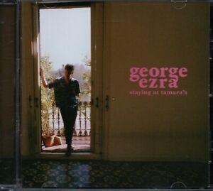 GEORGE EZRA - Staying At Tamara's - CD Album *Shotgun, Paradise*