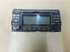 2009 2010 Hyundai Sonata Single Disc CD MP3 Satellite Player Radio Stereo L0X4