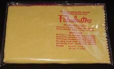 New FABULUSTRE Jewelry Polishing Cloth-Makes Jewelry Shine-Free Shipping!