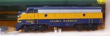 Bowser #24046 (Rd #1506) Alaska F-7A (Executive Line) Locomotive DCC w/Lok Sound
