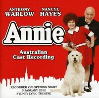 Annie - Australian Cast Recording [New & Sealed] CD