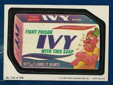 1980 Topps Wacky Packages #135 Ivy (NM) Album Sticker