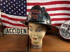 Ancien casque de Pompier américain