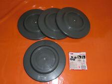 4 Fiamma Plates Platten für Kurbelstützen Wohnwagen Stützplatten