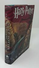 HARRY POTTER AND THE CHAMBER OF SECRETS JK Rowling 1st/1st HB/DJ