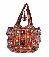 Handmade Boho Vintage Bags Women Shopping Bags Bohemian Shoulder Purses