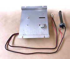 Submersible Water Heater Element 12 VDC 600 Watt Freeze Sensor Colic Stock Tank