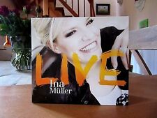 """Ina Müller   """"Live""""   2 CD`s"""