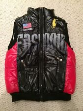Boys Sport Racer Vest Great Condition Size 4-5