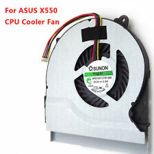 For ASUS X550 X550CC X552C X550V X550VC Laptop CPU Cooler Fan Cooling Fan