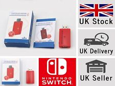 Nintendo Switch Bluetooth Wireless & Wired Controller Adapter PS4 / Xbox1s / PC