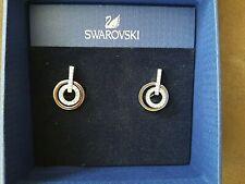 Swarovski Clip on Diamante Earrings
