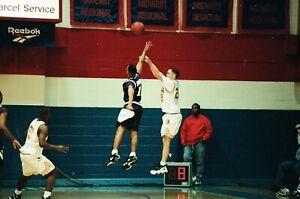 LD126-27 1995 College Basketball Loyola Northwestern (82pc) ORIG 35mm NEGATIVES