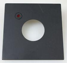 Beseler 4x4 #8021 Lensboard w/ Red Pilot Light