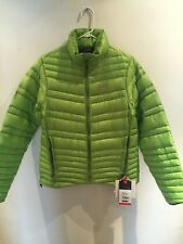 Millet Heel Lift Down Puffy Jacket NEW  US M