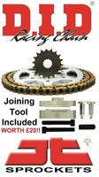 Kawasaki Versys 1000 12-19 DID & JT Chain And Sprocket Kit + Tool