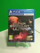 SUPER STARDUST ULTRA VR - PS4 - ITA - COMPLETO
