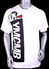 NEW YMCMB YOUNG MONEY casual crew neck short Sleeve black LIGHTER SPRING 2014 *L