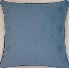 A Laura Ashley cushion cover Orso Teal  fabric